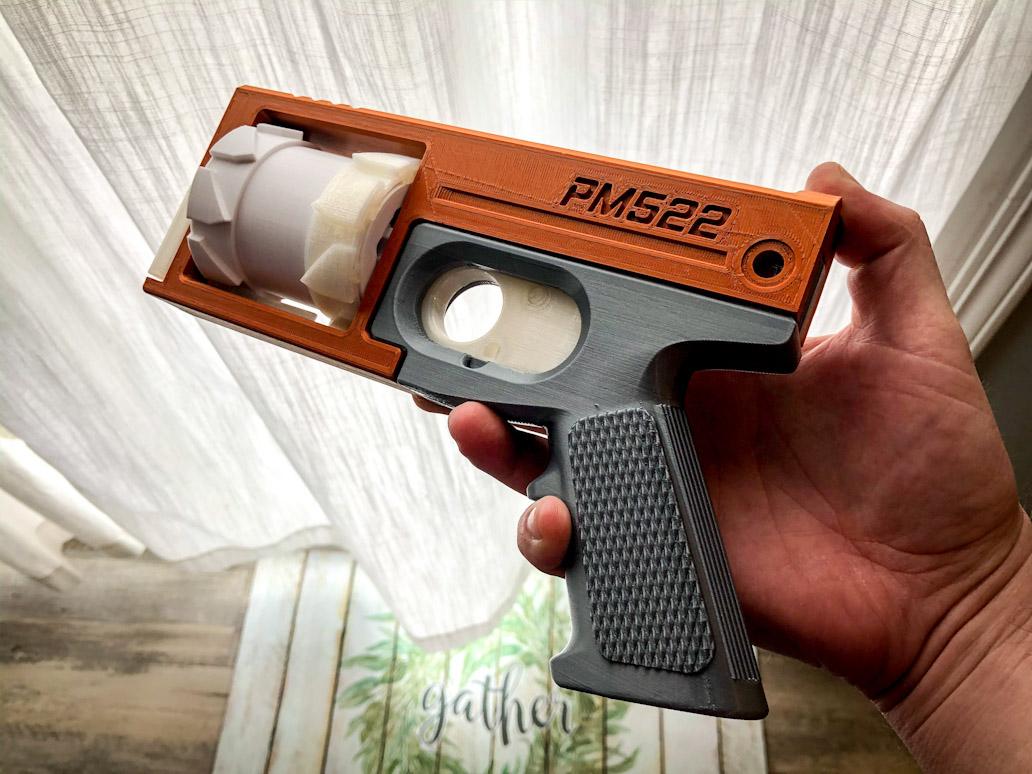 Огнестрельный DIY: история и перспективы 3D-печатного оружия - 11