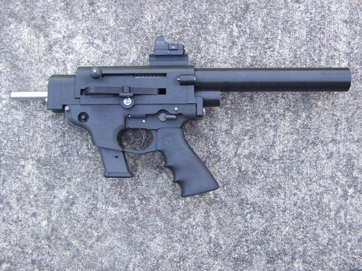 Огнестрельный DIY: история и перспективы 3D-печатного оружия - 14
