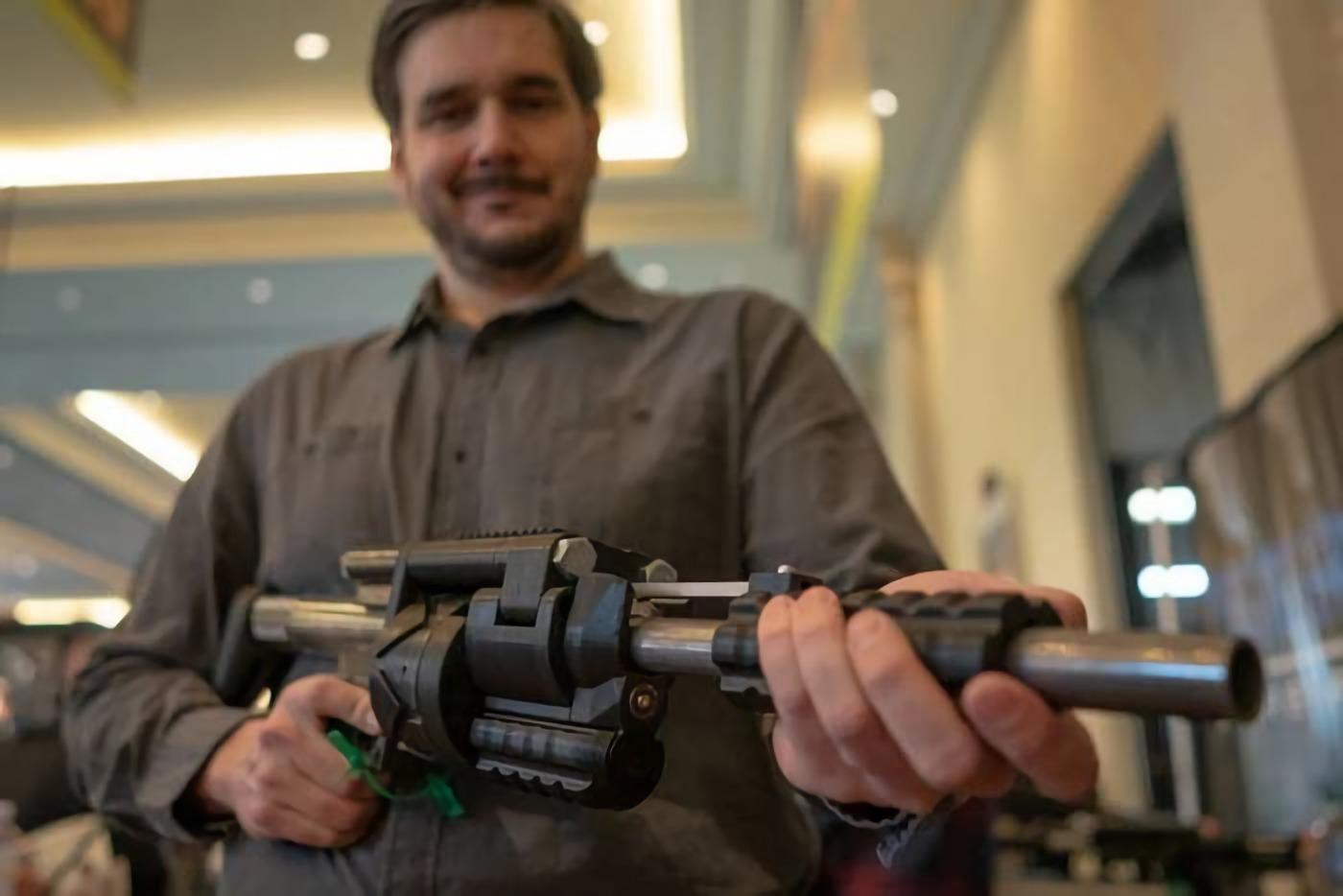 Огнестрельный DIY: история и перспективы 3D-печатного оружия - 17