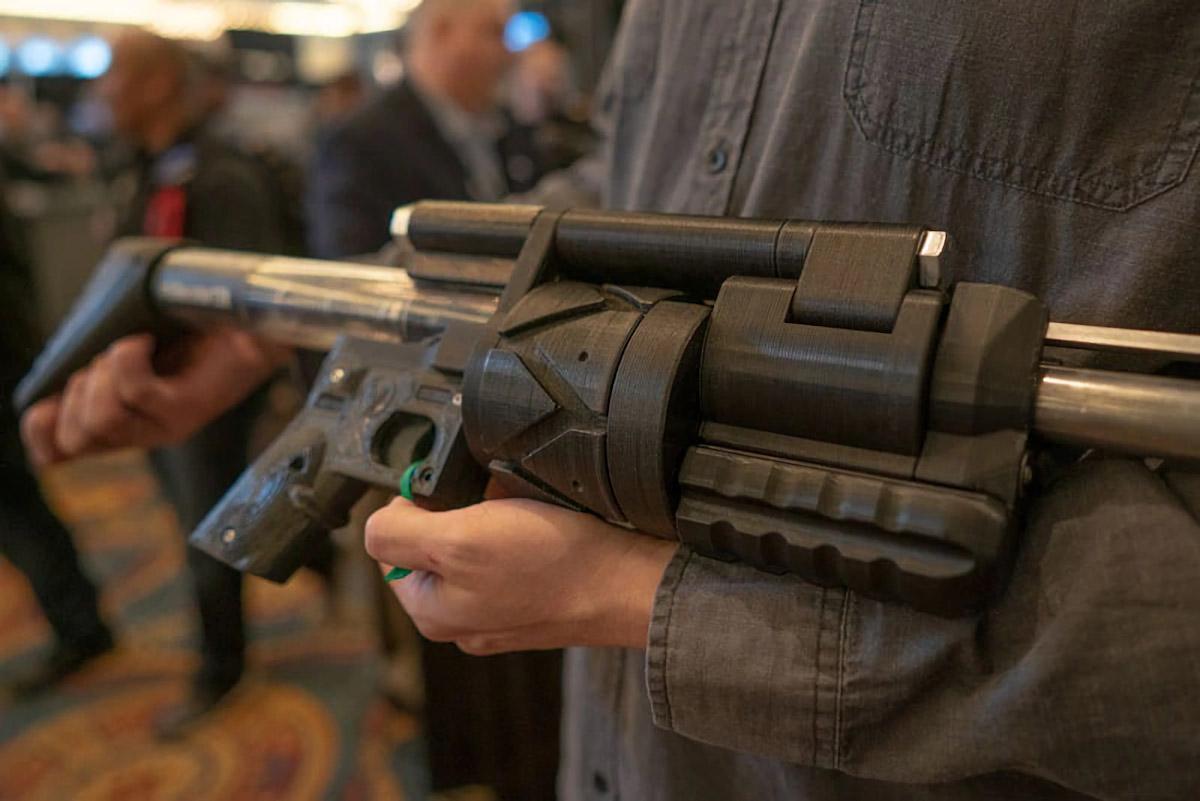 Огнестрельный DIY: история и перспективы 3D-печатного оружия - 18