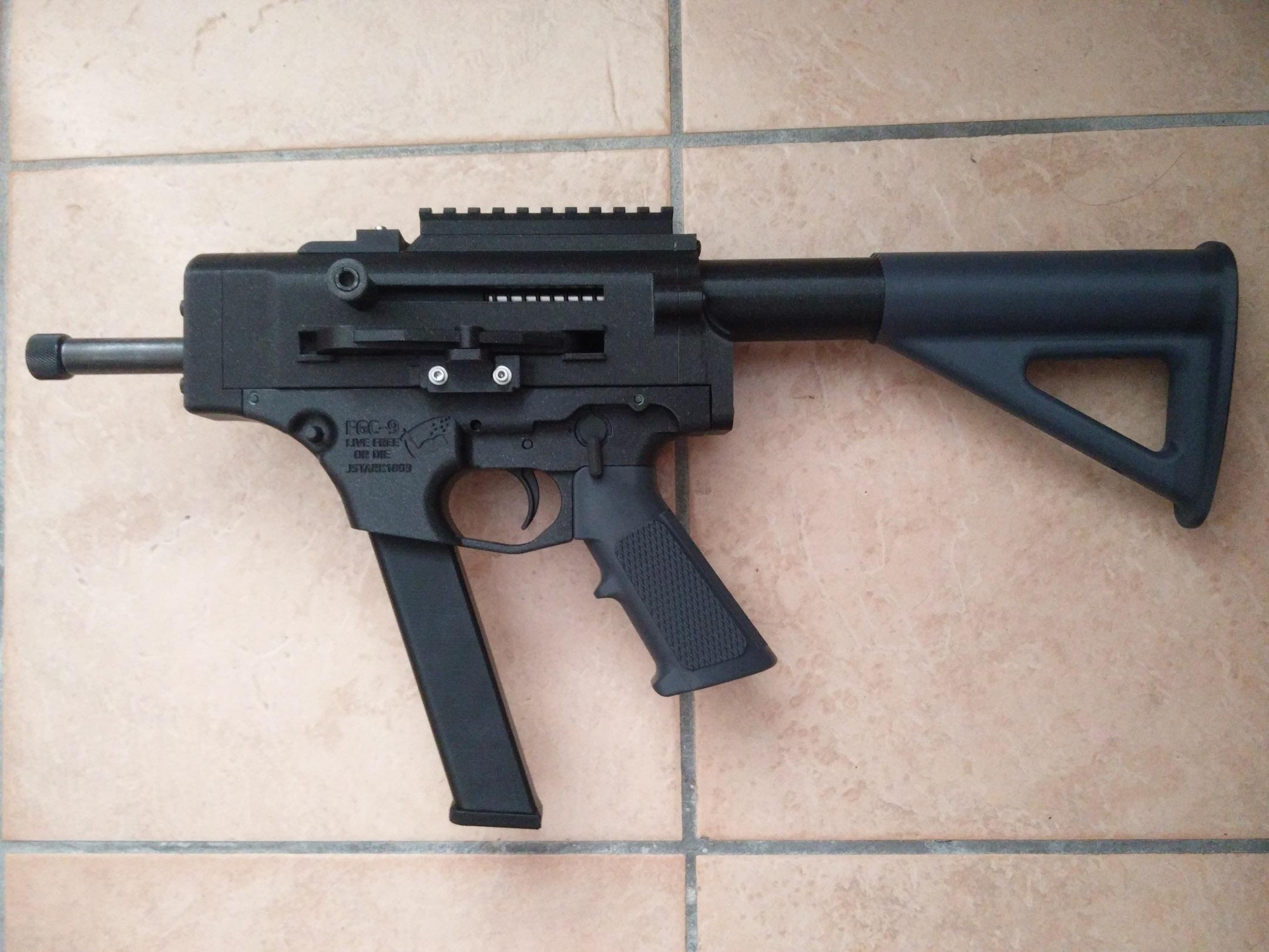 Огнестрельный DIY: история и перспективы 3D-печатного оружия - 19