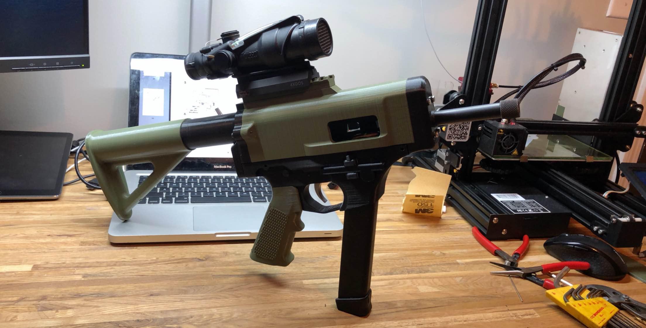 Огнестрельный DIY: история и перспективы 3D-печатного оружия - 21
