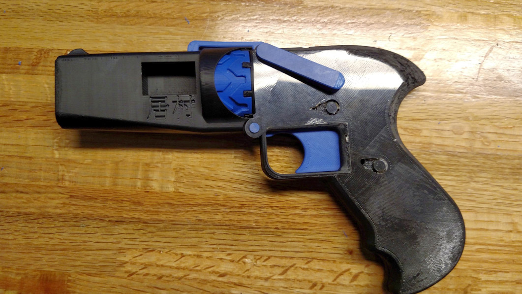 Огнестрельный DIY: история и перспективы 3D-печатного оружия - 9