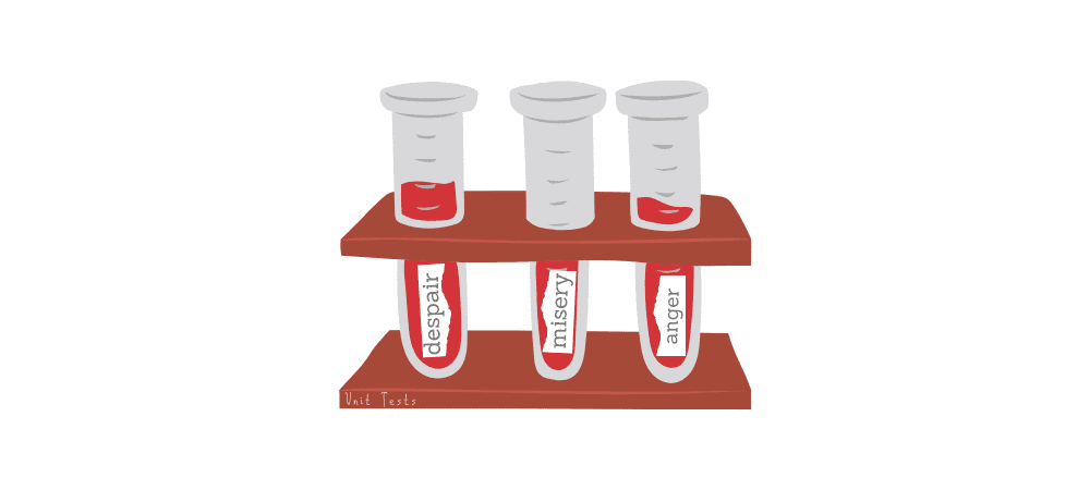 Юнит-тесты переоценены - 1