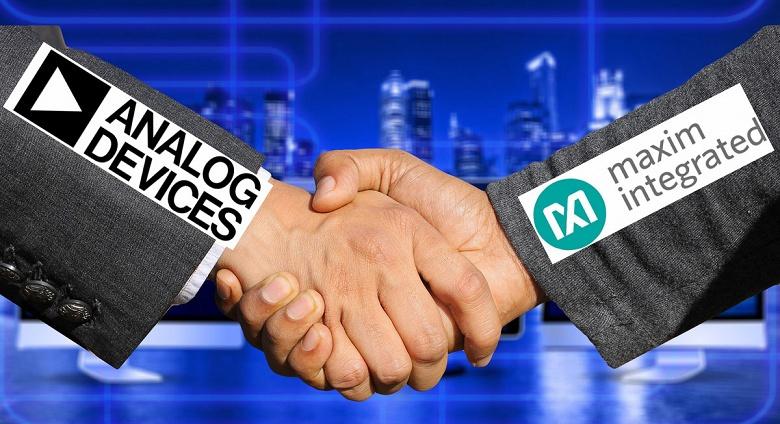 Analog Devices покупает Maxim Integrated более чем за 20 млрд долларов