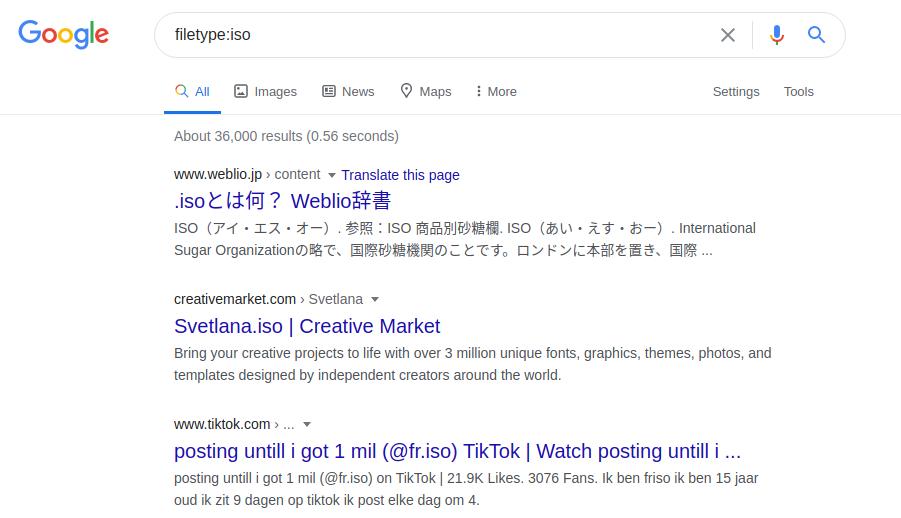 Google Dorking или используем Гугл на максимум - 16