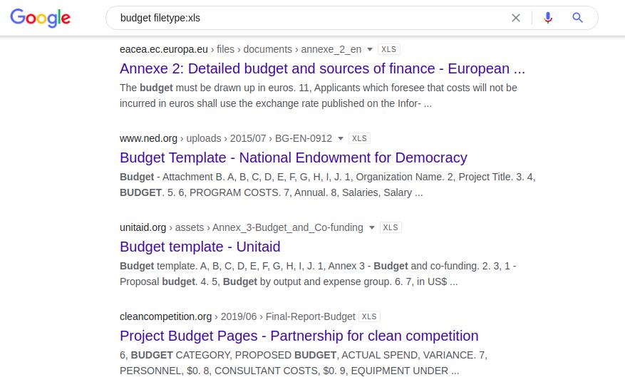 Google Dorking или используем Гугл на максимум - 27