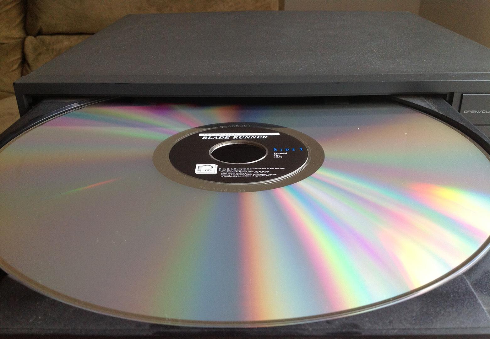 LaserDisc: история несостоявшегося конкурента видеокассет (часть 1) - 1