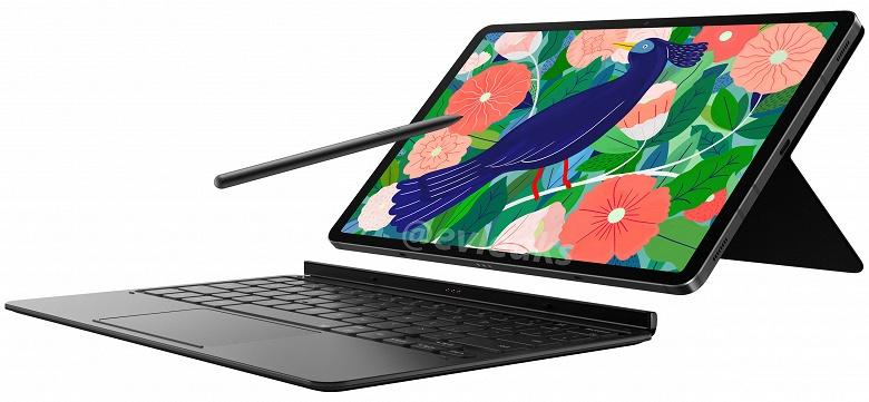 Snapdragon 865+, 10090 мА·ч, S Pen и One UI 2.5. Опубликован рендер нового флагмана Samsung