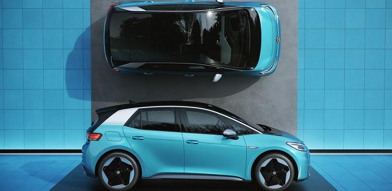 Новая икона гольф-класса. Купить Volkswagen ID.3 можно будет уже через неделю