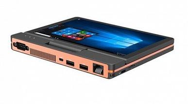 Такого странного ноутбука вы, скорее всего, ещё не видели. «Карманная» новинка One Netbook оснащена портами COM и RJ-45