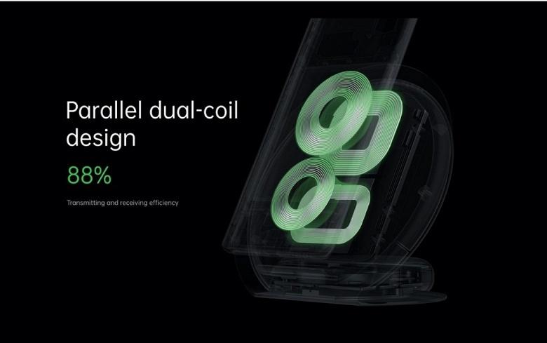 Физика, подвинься. Oppo представила сверхбыструю проводную зарядку мощностью 125 Вт и беспроводную — мощностью 65 Вт