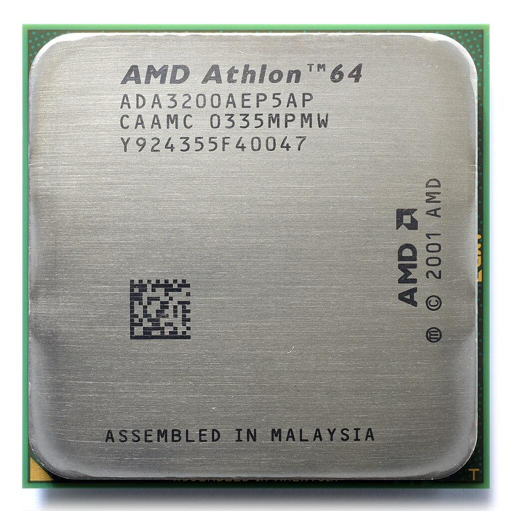 Расцвет, падение и возрождение AMD - 10