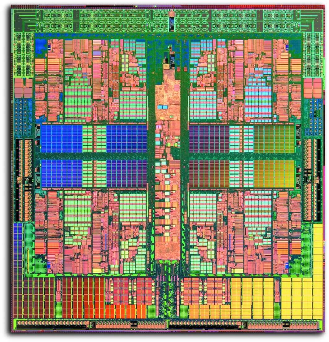 Расцвет, падение и возрождение AMD - 12