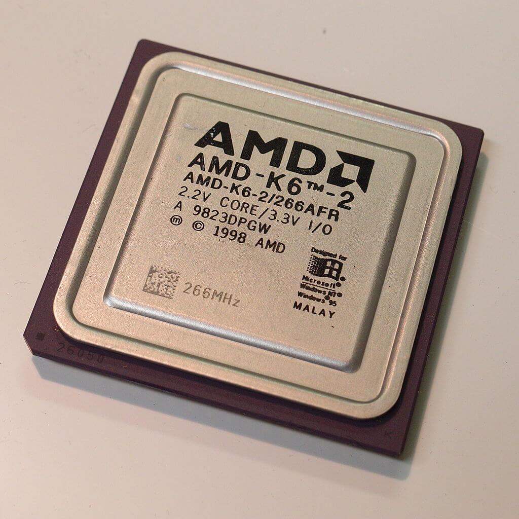 Расцвет, падение и возрождение AMD - 8