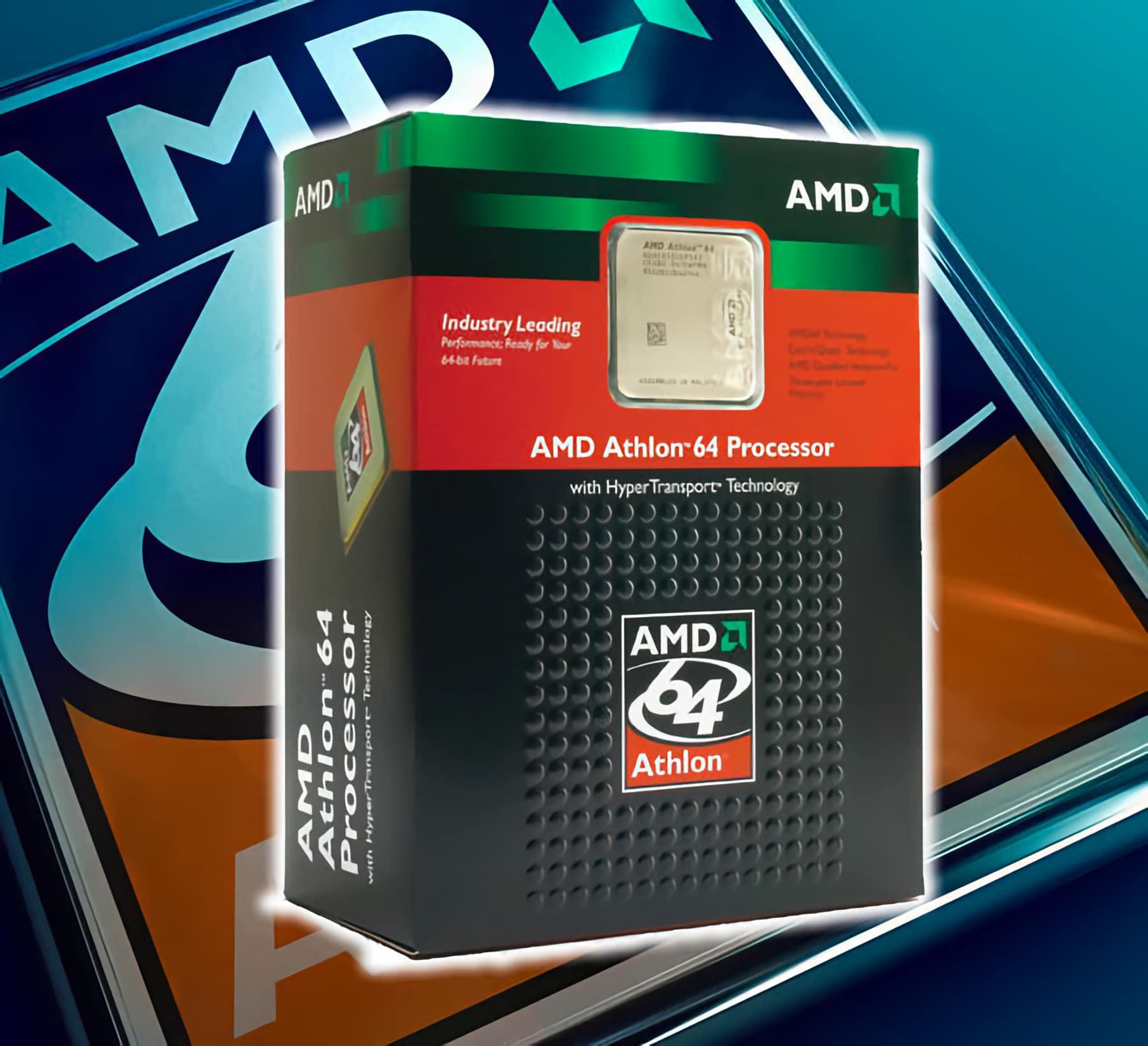 Расцвет, падение и возрождение AMD - 9