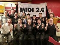 Опубликована спецификация USB Device Class Definition для устройств MIDI 2.0 - 2