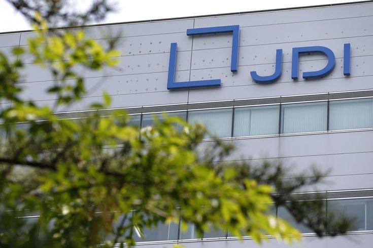 Japan Display разрабатывает новую технологию OLED - 1