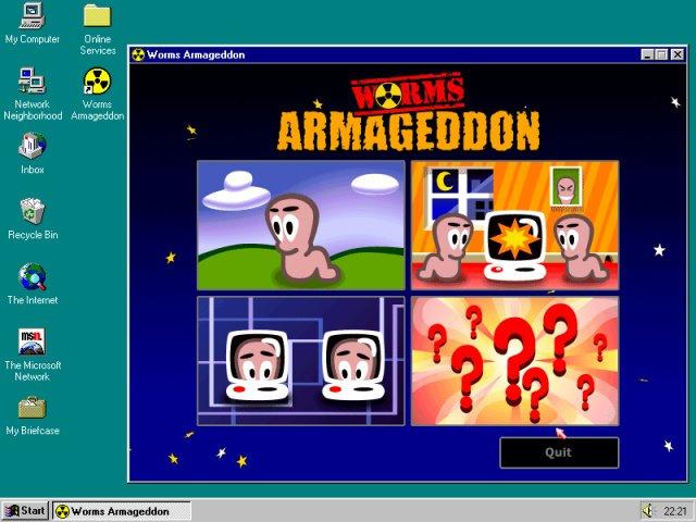 Червяки снова в моде? Культовая игра Worms Armageddon крупно обновлена спустя 21 год после выпуска