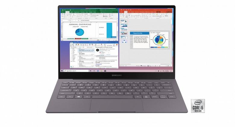 Стартовали продажи Samsung Galaxy Book S — первого в мире ноутбука на платформе Intel Lakefield. Сколько стоит новинка?