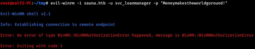 HackTheBox. Прохождение Sauna. LDAP, AS-REP Roasting, AutoLogon, DCSync атака - 16