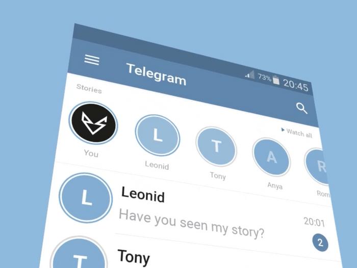 Telegram грозит судьба Instagram. В мессенджере появятся не только видеозвонки, но и «Истории»
