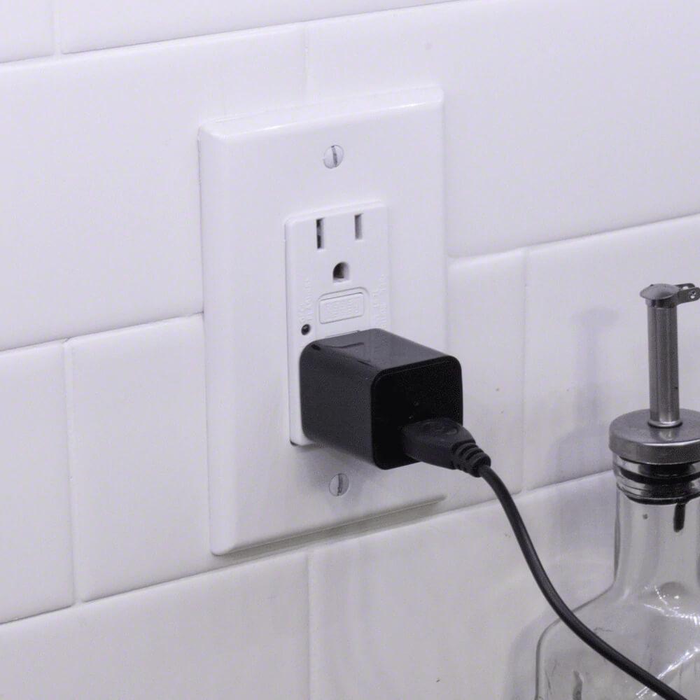 Как найти скрытую камеру в съемной квартире или номере отеля - 3