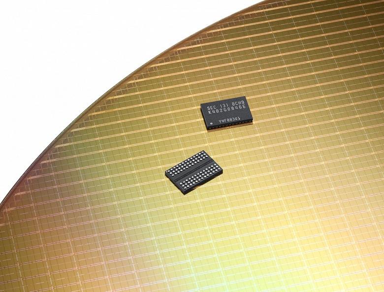 Компания Samsung столкнулась со сложностями при освоении норм 5 нм