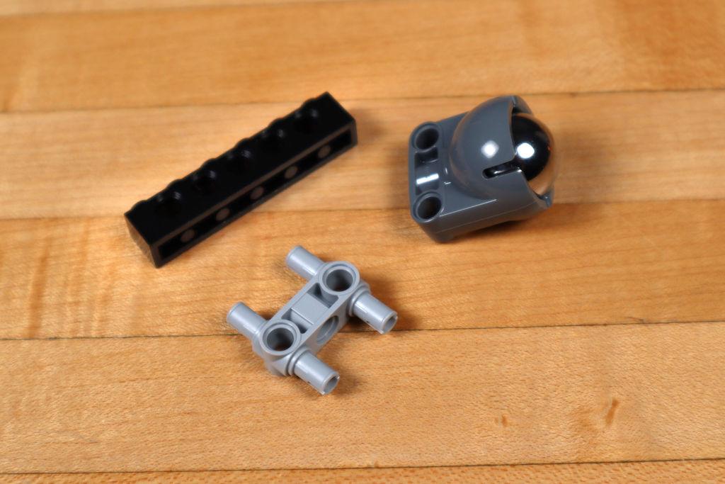 Робот из LEGO и Arduino, обходящий препятствия - 12