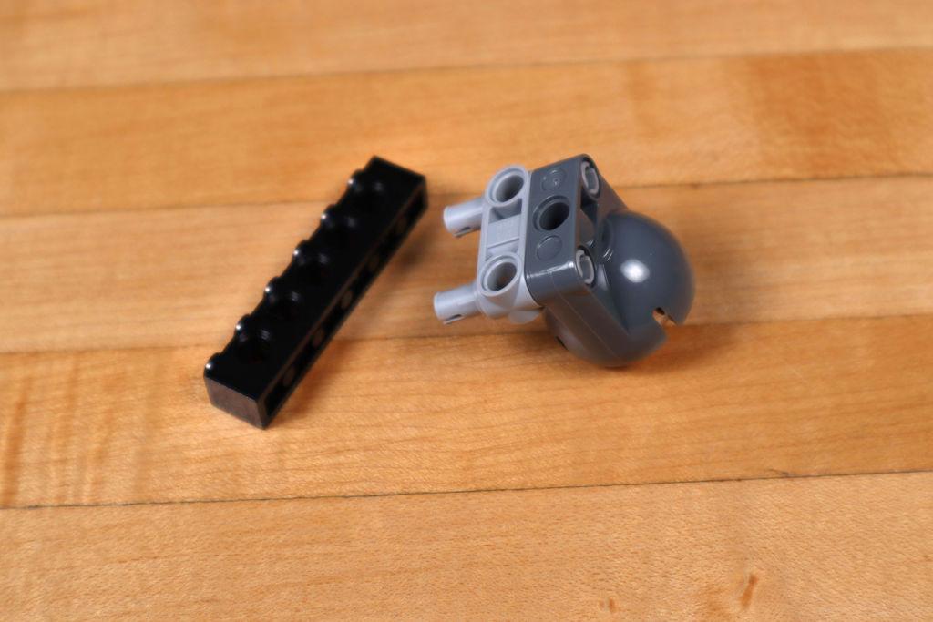 Робот из LEGO и Arduino, обходящий препятствия - 13