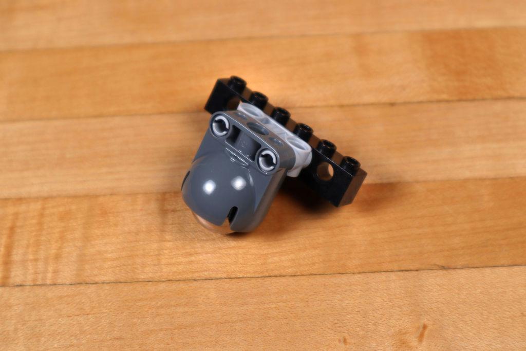 Робот из LEGO и Arduino, обходящий препятствия - 14