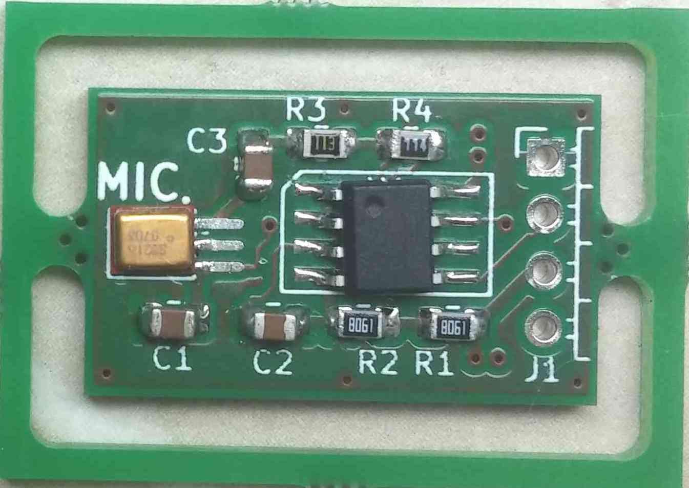 Гетеродинный ультразвуковой детектор летучих мышей - 2