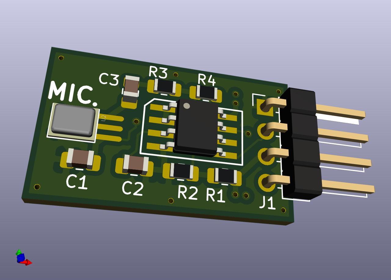 Гетеродинный ультразвуковой детектор летучих мышей - 3