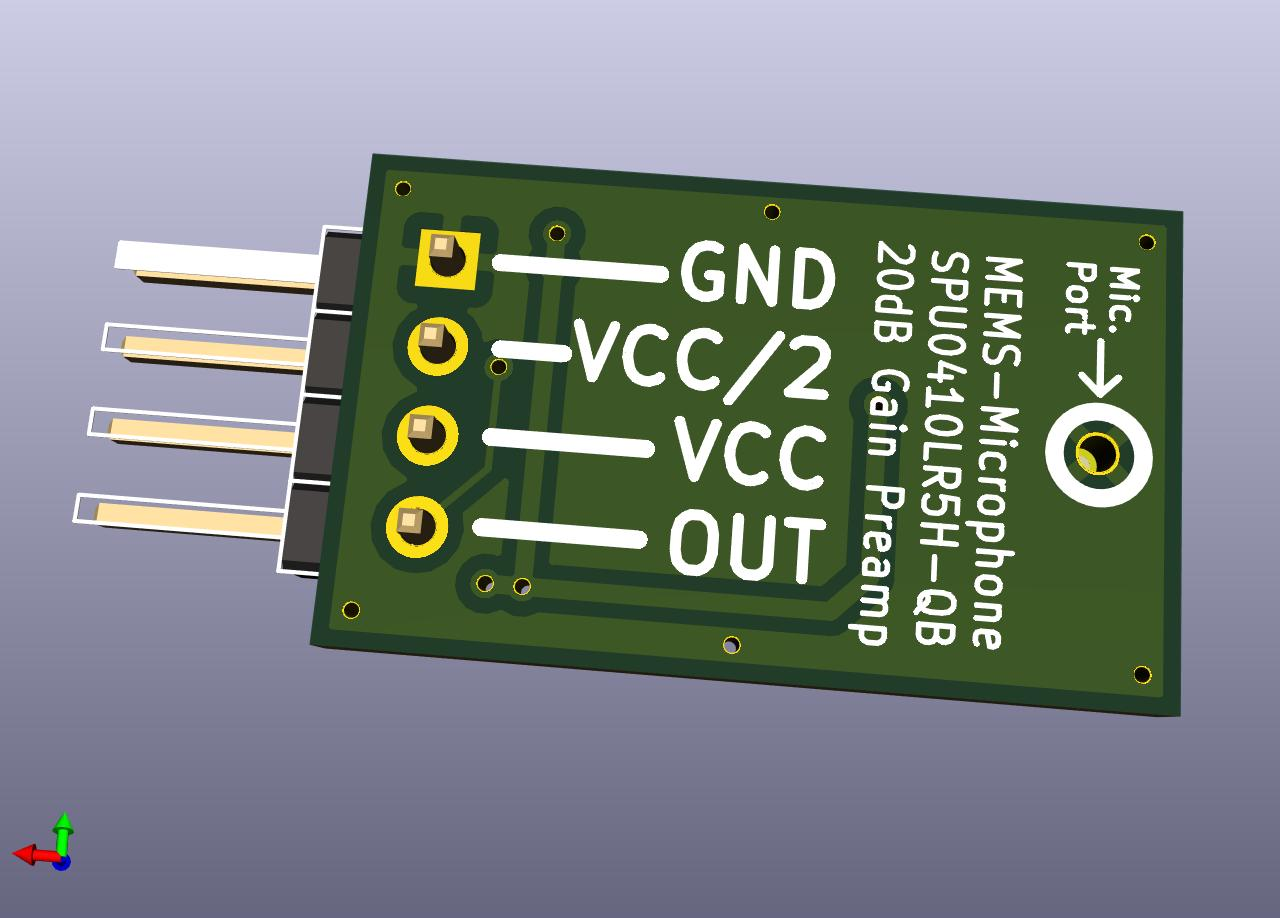 Гетеродинный ультразвуковой детектор летучих мышей - 4