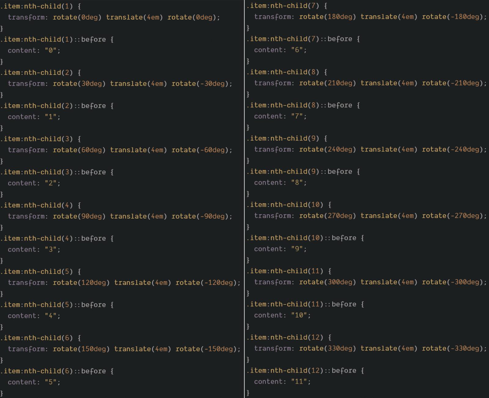 О конфликтах Sass и сравнительно новых возможностей CSS - 11
