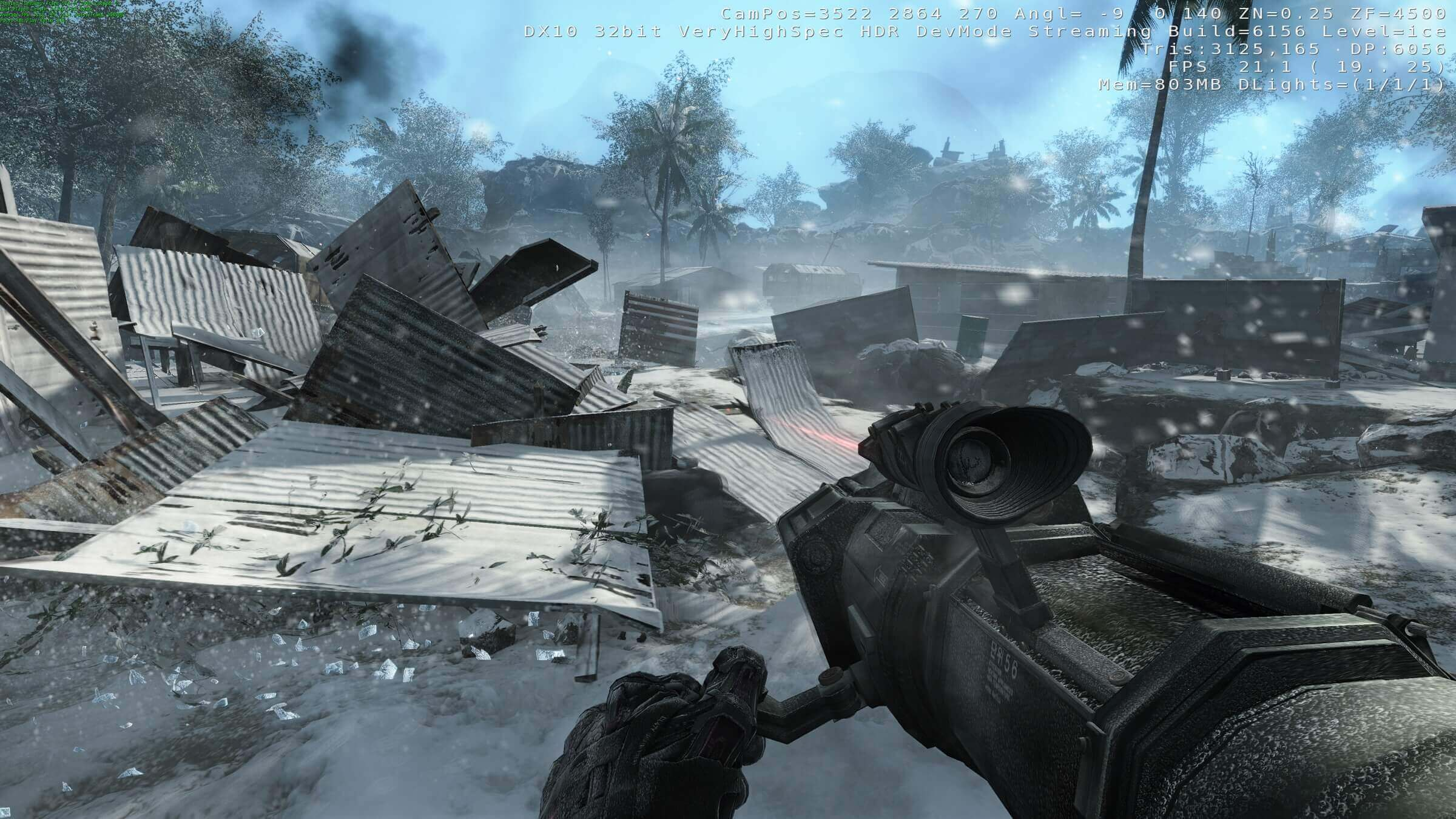 «А Crysis потянет?» Почему до сих пор обсуждают игру, выпущенную 13 лет назад - 24