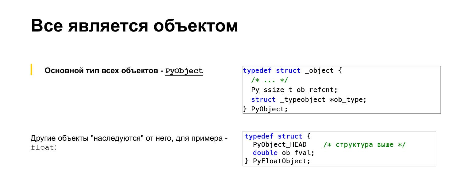 Устройство CPython. Доклад Яндекса - 27