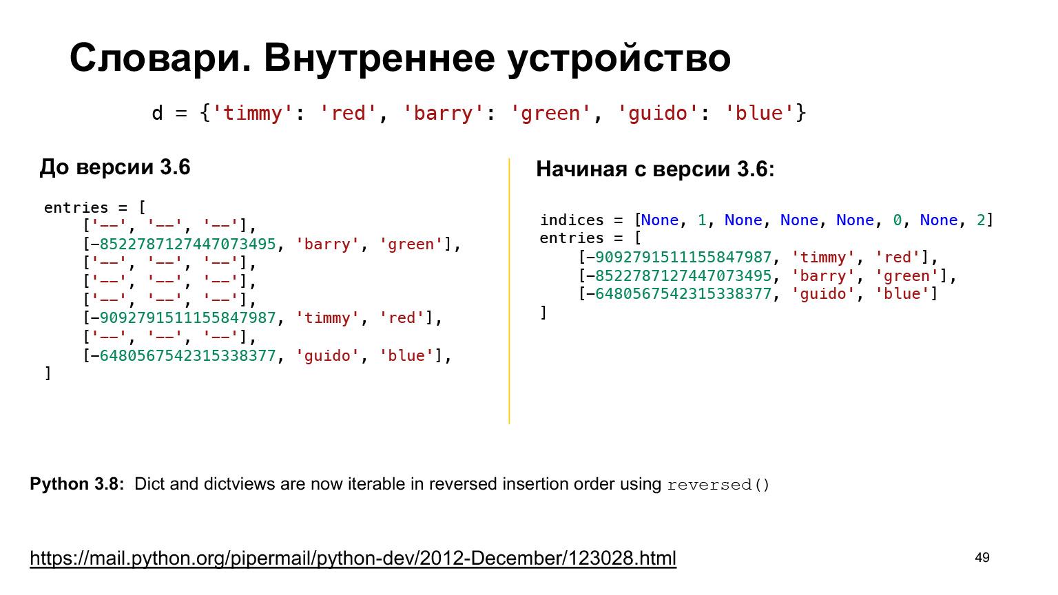 Устройство CPython. Доклад Яндекса - 33