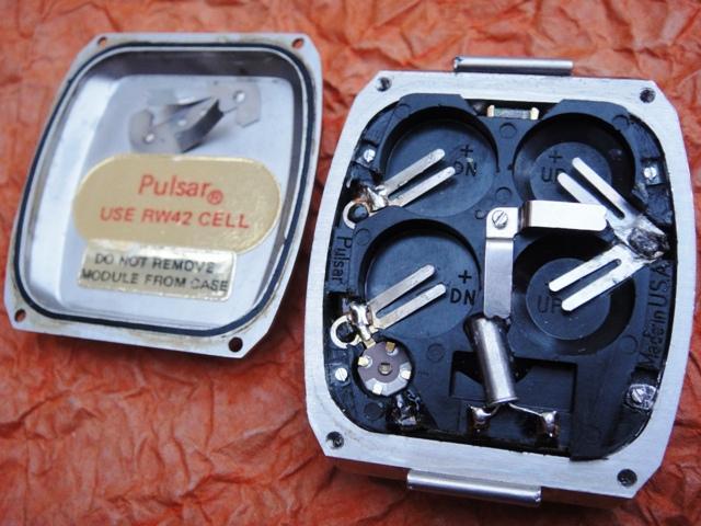 Электронные часы 1975 года «Calculator» от Pulsar - 10