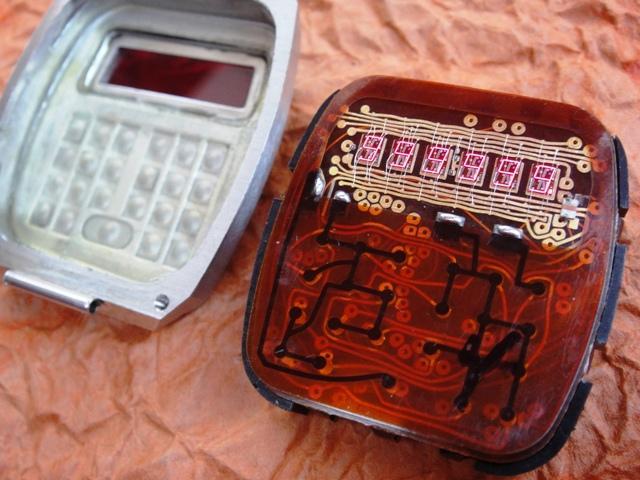 Электронные часы 1975 года «Calculator» от Pulsar - 11