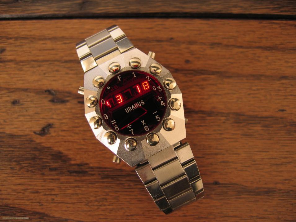 Электронные часы 1975 года «Calculator» от Pulsar - 16