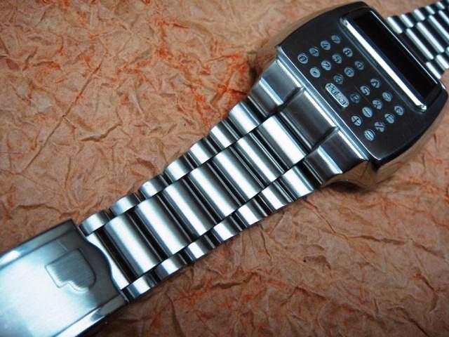 Электронные часы 1975 года «Calculator» от Pulsar - 3