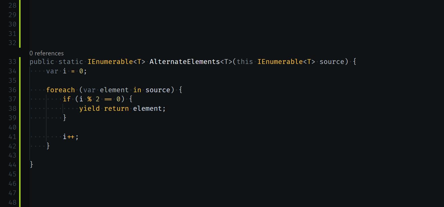 Медленный код — вообще не проблема, если ты знаешь как его ускорить. Главное красиво - 1