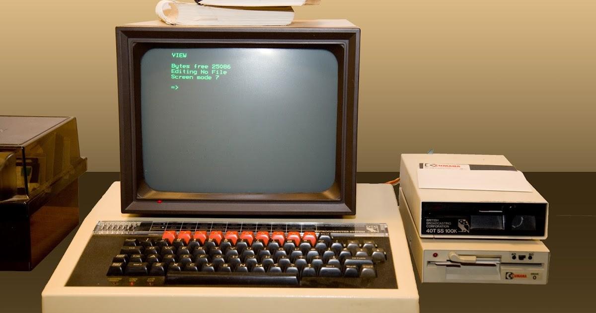 Превращаем компьютер BBC Micro (1981 год) в устройство записи защищённых дисков за 40 000 долларов - 1