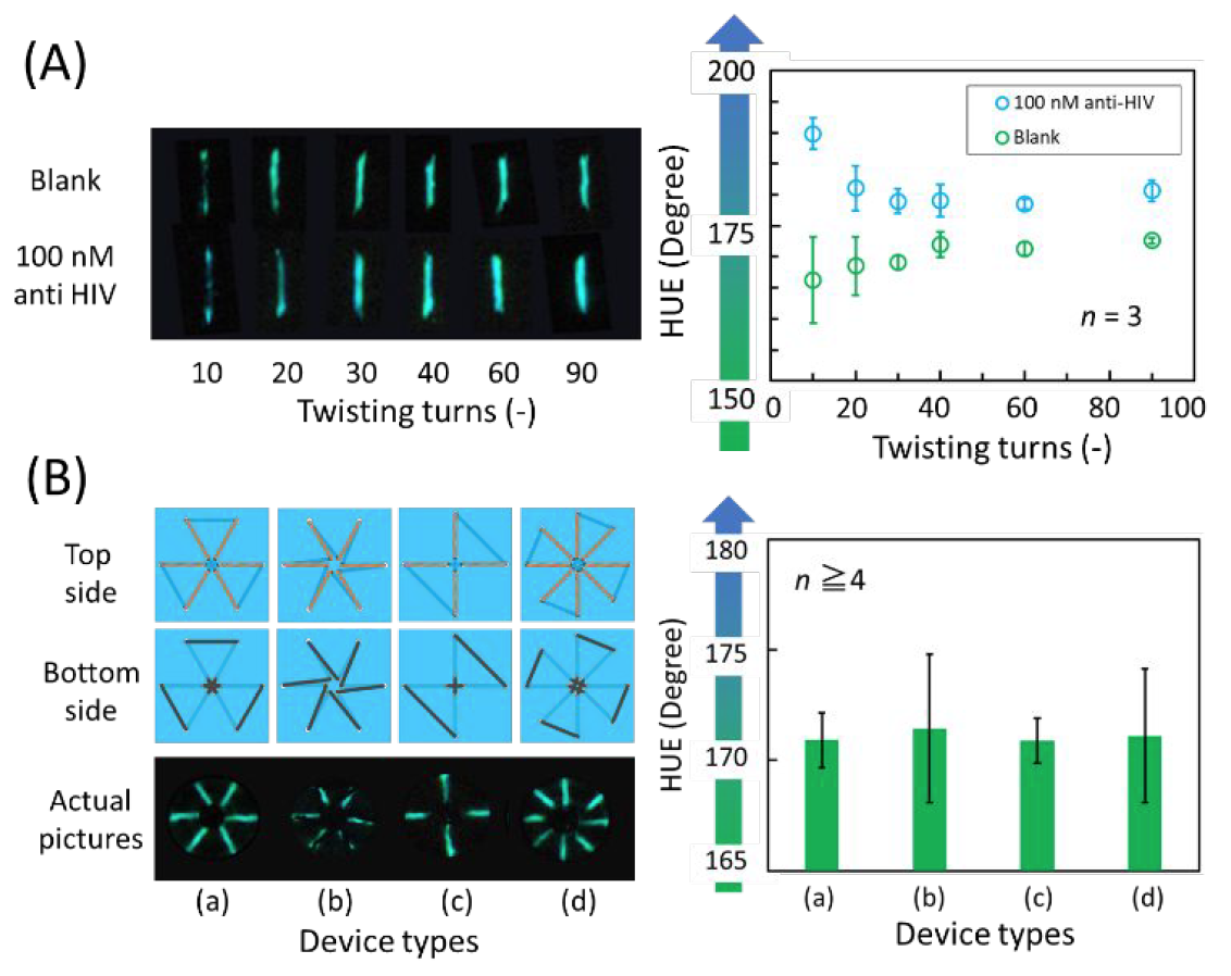 Хлопковая нить, биолюминесценция и смартфон: анализ крови на антитела за 5 минут - 4