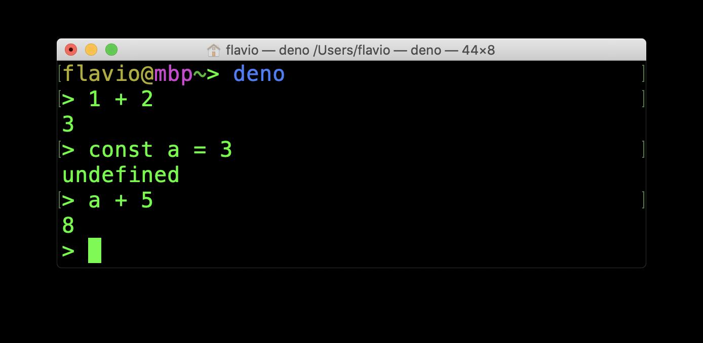 Руководство по Deno: примеры работы со средой выполнения TypeScript - 4