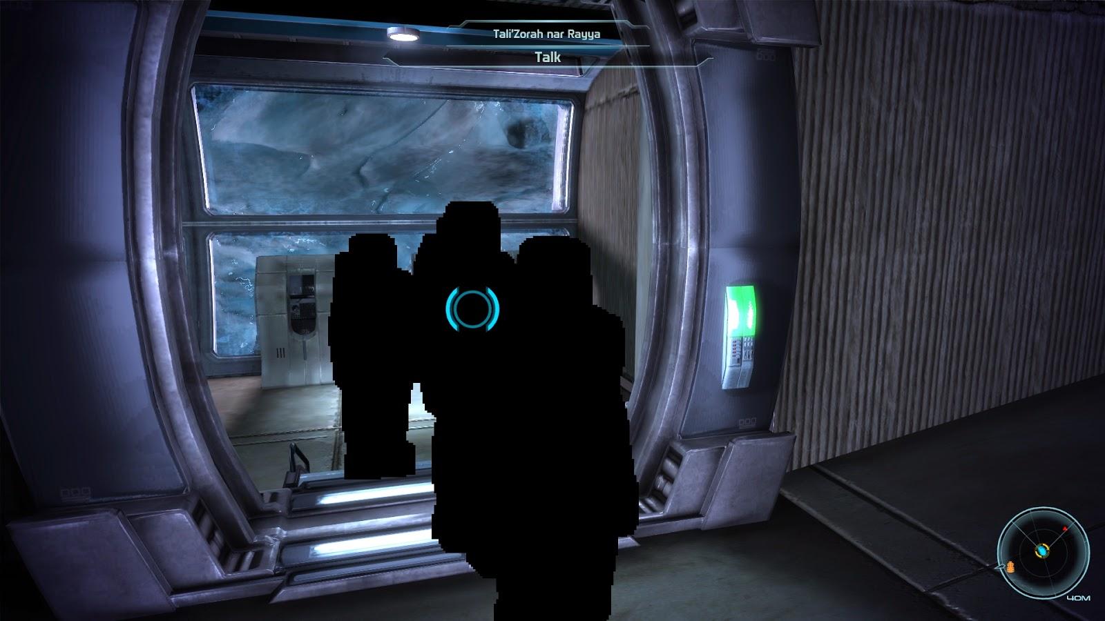 Исправляем графический баг Mass Effect, возникающий на современных процессорах AMD - 2