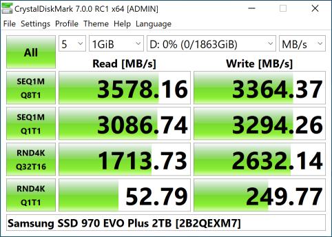 NVMe против UFS 3.1: Битва типов памяти в смартфонах. Разбор - 9