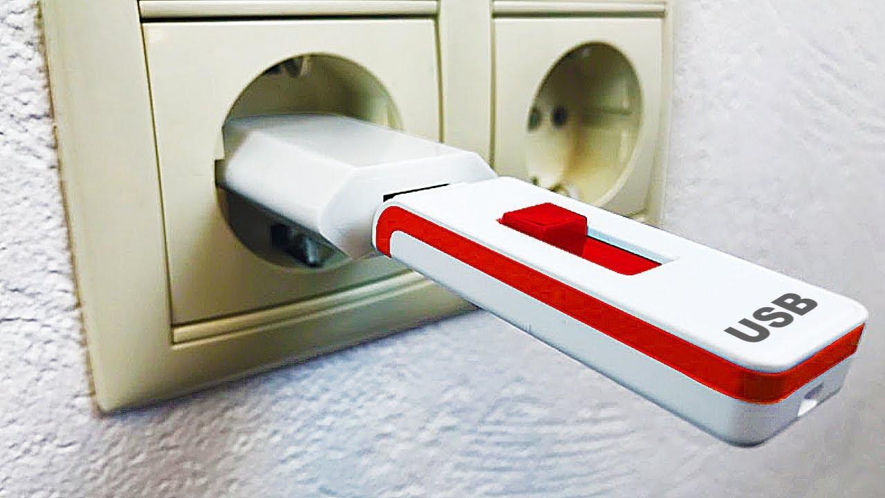 USB-флешки: заряжать нельзя игнорировать - 1