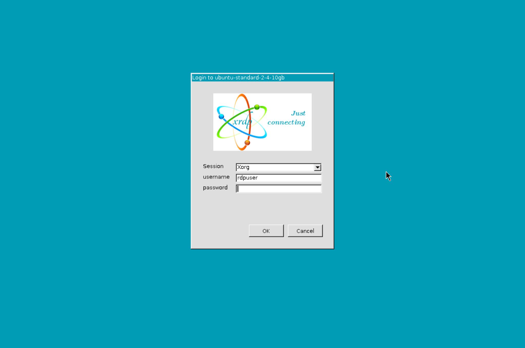 VPS на Linux с графическим интерфейсом: запускаем сервер RDP на Ubuntu 18.04 - 9